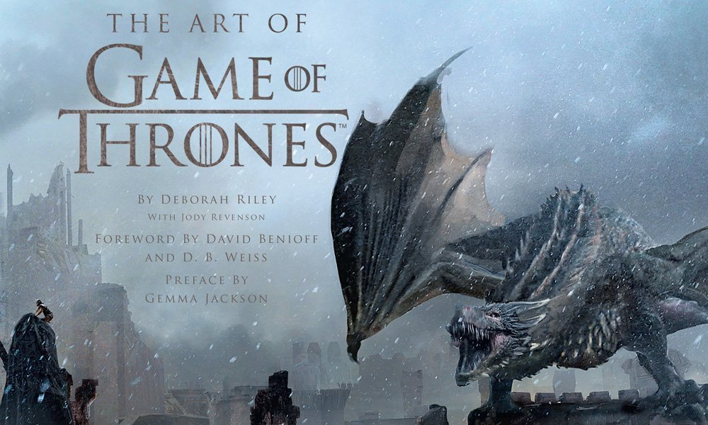 the-art-of-game-of-thrones