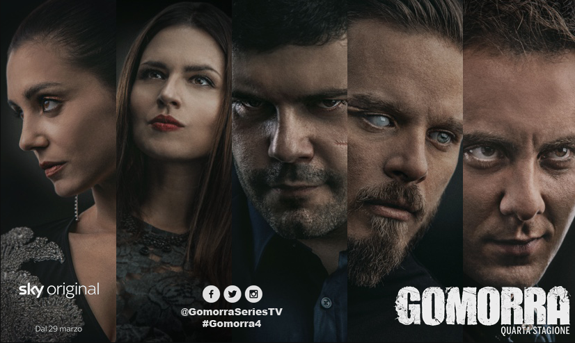 gomorra 5 serie tv